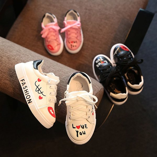 Fashion Babies Toddler Child Teenager Sport Style Casual Shoes Children's Boys and Girls Soft Bottom Sports Shoes