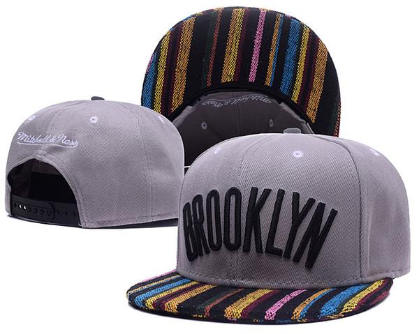 chapeaux de sport sports Brooklyn Baseball Cap filets chapeaux discount en gros réglable Snapback Chapeaux de sport Drop Shipping