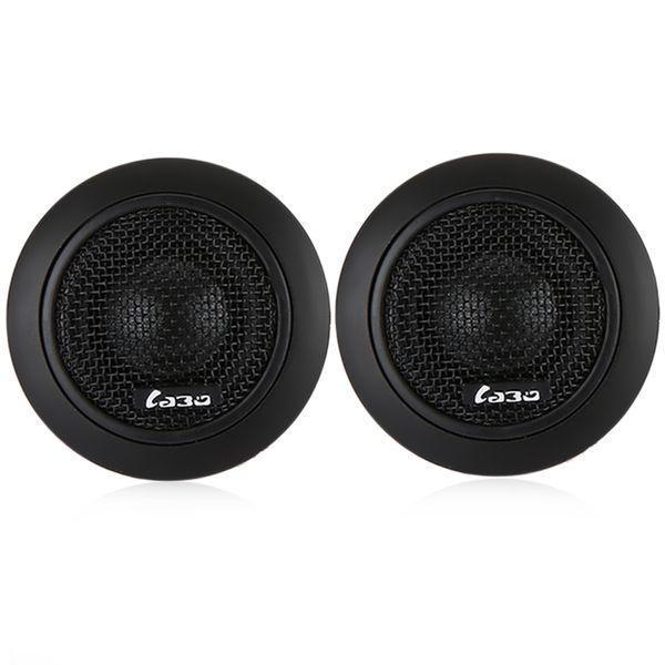 Gepaart LABO LB GY108A Auto Lautsprecher Automobil Dome Sound Musik Hochtöner 91dB Hohe Empfindlichkeit 100W Ausgangsleistung Audio Laut und klar