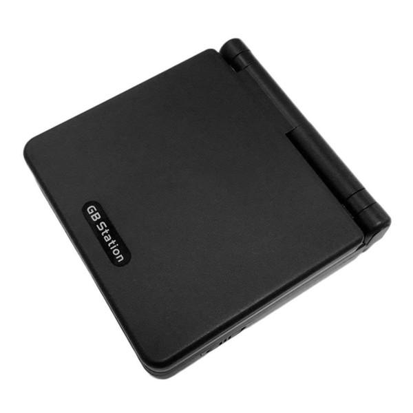8 Bit GB Station SP PVP Kid Consola de juegos portátil con 2.2 '' LCD Retro Portable Game Player para niños Venta caliente