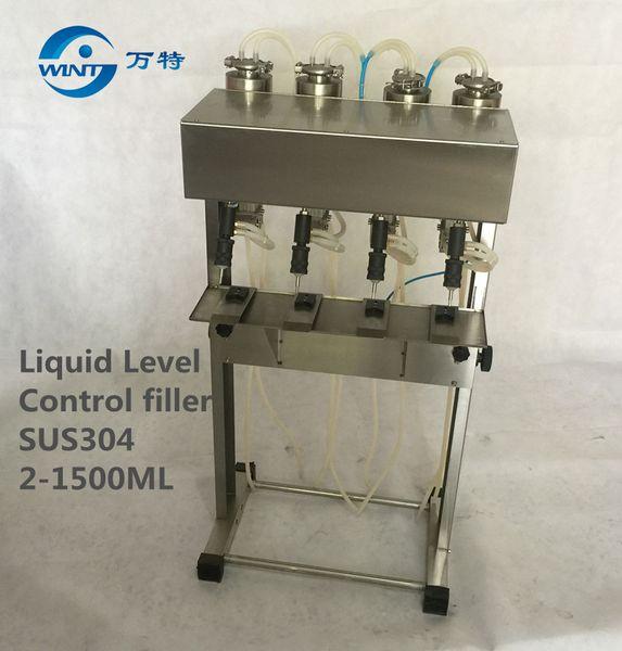 YT-4 Vacuum Perfume Lipuld Filling machine,Vacuum level control filling machine for glass bottles,toner,emollient, wine smalee dose fillier