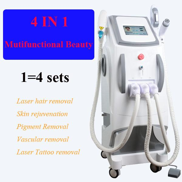 Nd Yag Laser Machine tattoo removal Eyebrow Pigment Removal 2018 stationary multifunction ipl laser rf face lift