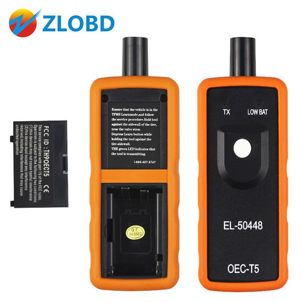 EL 50448 Auto Tire Pressure Monitor Sensor TPMS Activation Tool EL50448 For GM TPMS Reset Tool EL-50448 Electronic