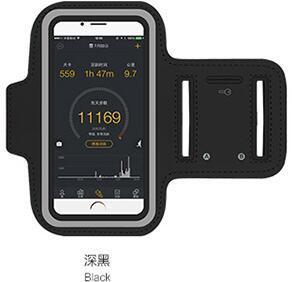 """Sport Armband Arm Band Belt Cover mobile phone Gym Running Sport Arm Band Cover Case For BQ BQS-5009 Sydney Phone Cases 5.0"""""""