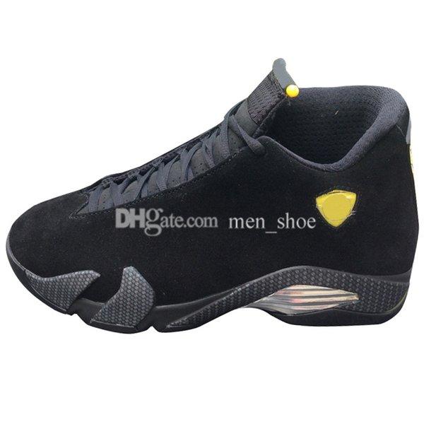 #14 Black Yellow