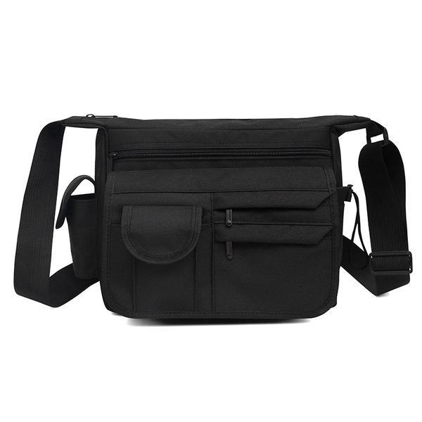 Luxury men bag handbags man computer laptop shoulder bag Business Briefcase messenger bags PU leather men's traverl bags totes black brown
