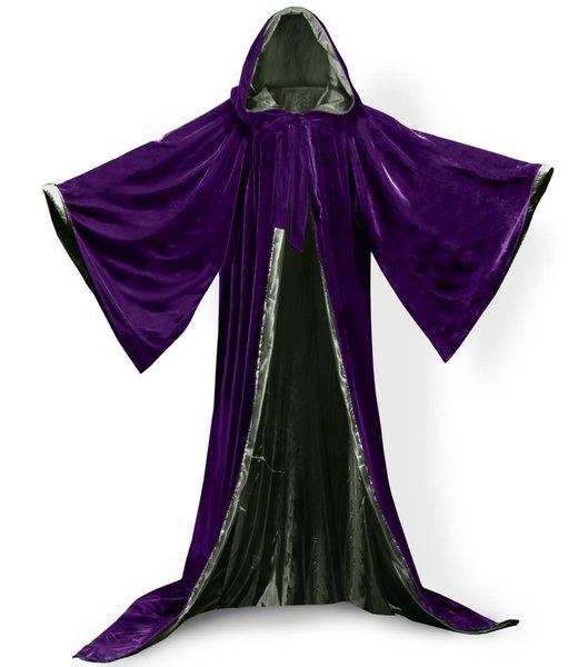 Purple + black Lining