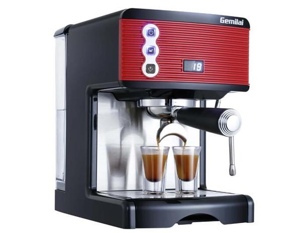 Schwarze Pumpen für Kaffee & Espressomaschinen
