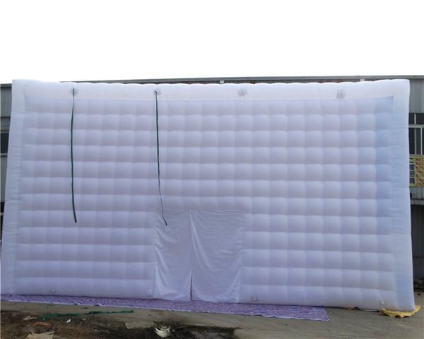 Barraca inflável da barraca inflável superior personalizada para o casamento e o partido