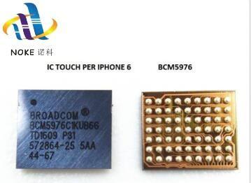 OEM blanco para iPhone 6 6 Plus U2401 Reemplazo de pantalla táctil digitalizador de chip IC