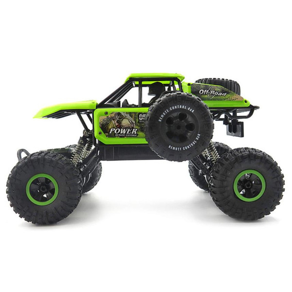 25KM/H High Sped Remote control cars off road bigfoot rc car 4wd Radio controlled car for kids machines on the remote control