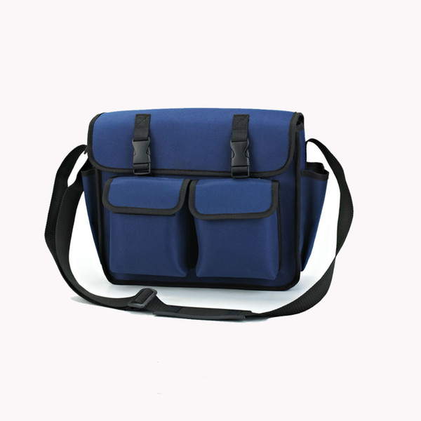 Urijk Hardware Electrical Tool Bags Oxford Cloth Bags Hardware Electrical Tool Kit Combination Electrician Storage Tools