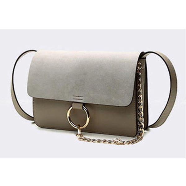 Großhandels- 2016 Sommer-Art-echtes Leder-Handtaschen-Ketten-Ring-Schulter-Umhängetaschen für Frauen-Marken-Umhängetasche-Damen-Kupplung DB5230