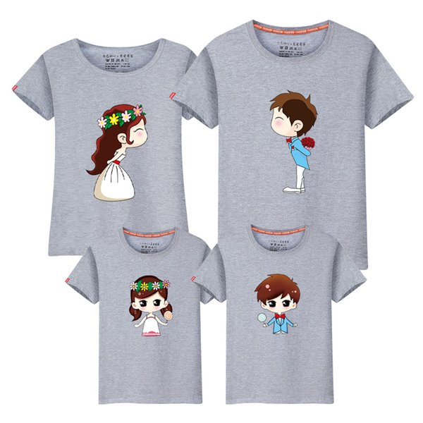 Fashion Matching Family Shirts Mother and Daughter Clothes Family Look Family Clothing Mother Son Outfits Father and Son Clothes