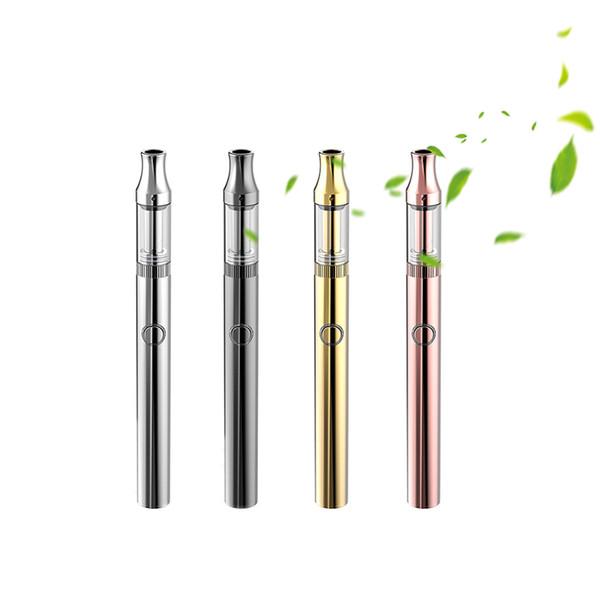 Original Smiss C7 Vape Cartridge E Cigarette Thick Oil Pen Kit Ceramic Glass Tank 11.2mm 510 Cartridges Top Filling