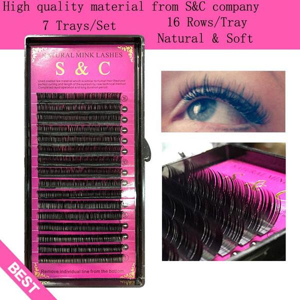 2018 cases set,high-quality mink eyelash extension,fake eyelash extension,false eyelashes,individual eyelashes