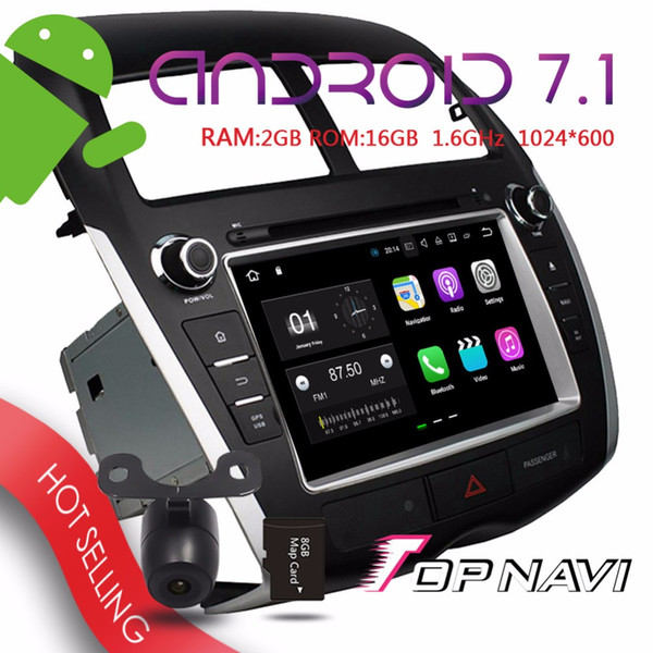 2019 TOPNAVI 8'' Android 7 1 Vehicle PC For Mitsubishi ASX 2010 2011 2012  Car Automotive Audio Radio Stereo Plug&Play DVD Players GPS From
