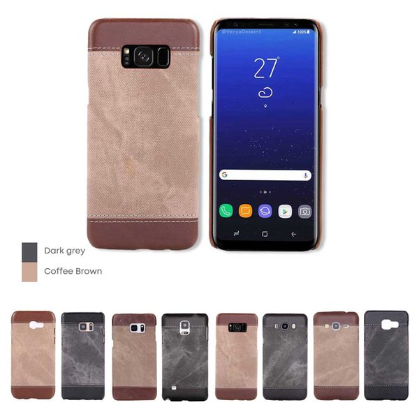 Fitted Phone Case TPU Frame Bumper for Samsung S6 edge S7edge S8P Note4 Note5 Note8 case Dirt-resistant Anti-knock