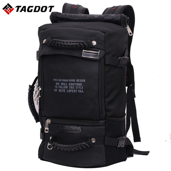 Laptop Backpack 17 18 inch Laptop Bag 17.3 15.6 14 inch Outdoor Large Travel backpack Shoulder Men bag Capacity Multi-purpose