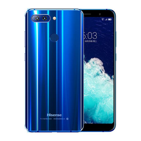 Original Hisense H11 Pro 6GB RAM 128GB ROM 4G LTE Mobile Phone Snapdragon 630 Ocra Core 5.99inch Full Screen 20.0MP Face ID Smart Cell Phone