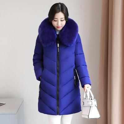 New Winter Jacket Women Plus Size Womens Parkas Thicken Outerwear hooded Winter Coat Female Jacket Cotton padded basic top