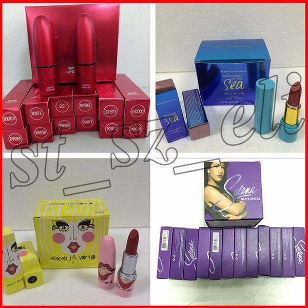 Selena Collection Edition dose of colors ROSSY DE PALMA lipstick Steve J & Yoni P MATTE LIPSTICK Makeup