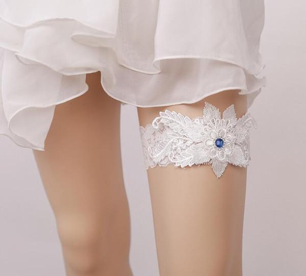 Сексуальные подвязки для невесты