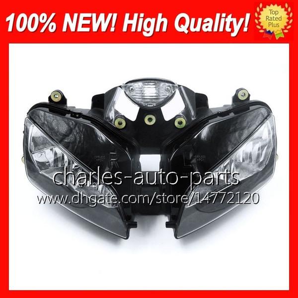 2018 Motorcycle Front Headlight Bracket For Honda Cbr600rr 03 04 05 06 Cbr600 Rr Cbr 600 Rr 2003 2004 2005 2006 Head Light Nose Lamp Headlamp From