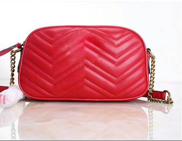 Original leather Red