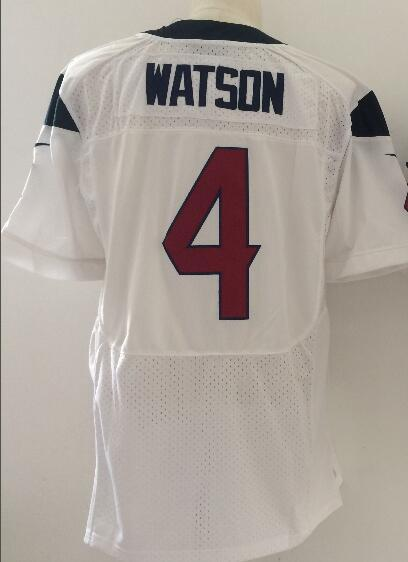 f6d9f640d ... clearance houston deshaun watson texans jersey jj watt deandre hopkins  jadeveon clowney college custom mens youth