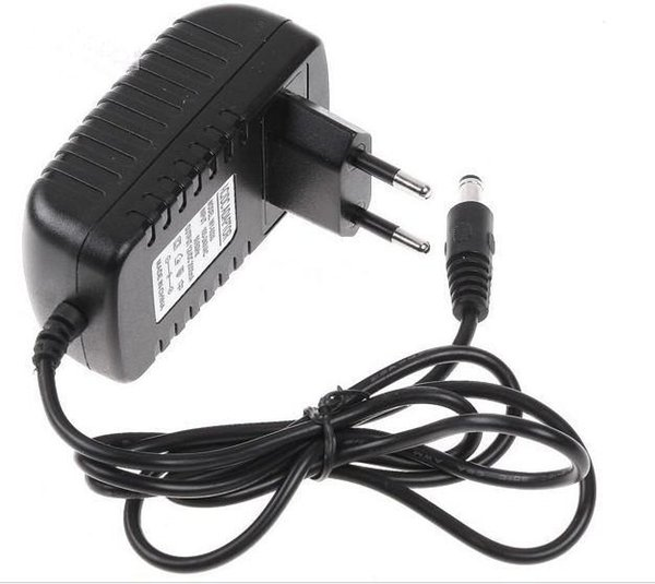 Factory Price AC 100-240V to For DC 12V 1A 1000mA Switching Power Supply Adapter Charger EU/US/UK/AU Plug For LED Strip CCTV