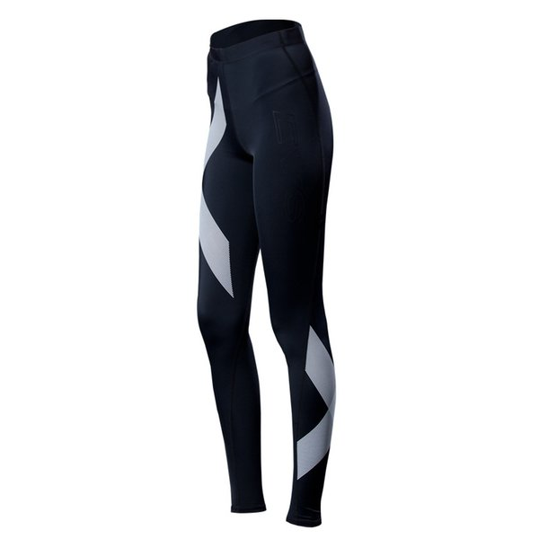 Fashion Sports Running Leggings Gym Jogging Trousers Yoga Pants Side Stripe Pants Sexy Hip Push Up Pants Fitness Clothing