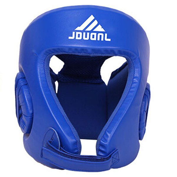 New Style Men Women Fight Head Guard Sparring Head Protection Training Sanda Muay Thai Boxeo Taekwondo Boxing Helmets Headgears Gear