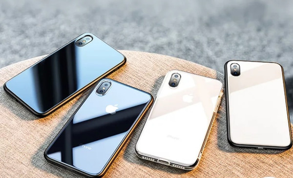 2018 Best-Selling Iphone Xs Max New Fashion Mobile Phone Case Clear Scratch Proof Fall Resistance Waterproof