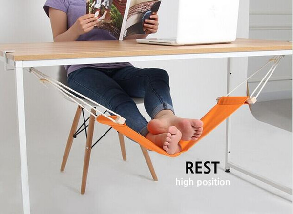 5pcs/lot small hammock as household products HAMMOCK to Relieve foot fatigue to relax office tools Large Hanging bed