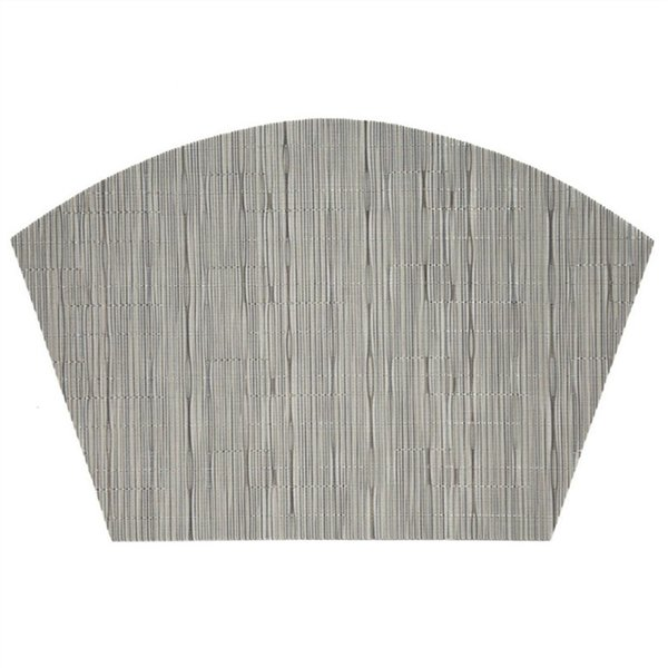 Клин серебристо-серый