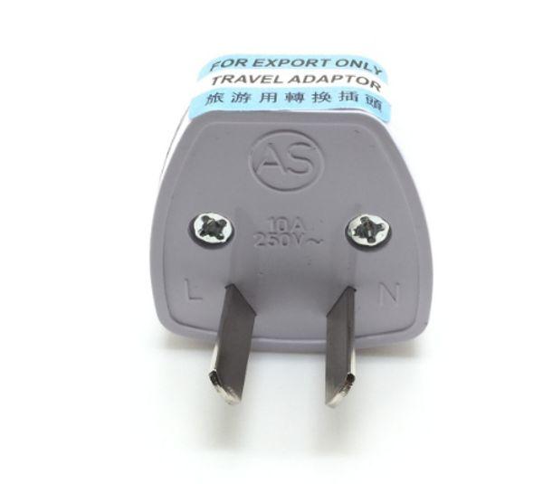 Multi Plug Adapter Australian Rules Australia Standard Adapter Multi-functional Plugs Australia Travel Adaptor Exchange Power Cable 40PCS