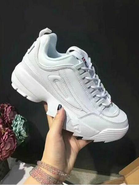 2018 Novos Homens Mulheres Sapatos Casuais Maré De Couro Moda Confortável respirável Não-slip dos homens Sapatas das Mulheres F Tamanho 36-45 Color7