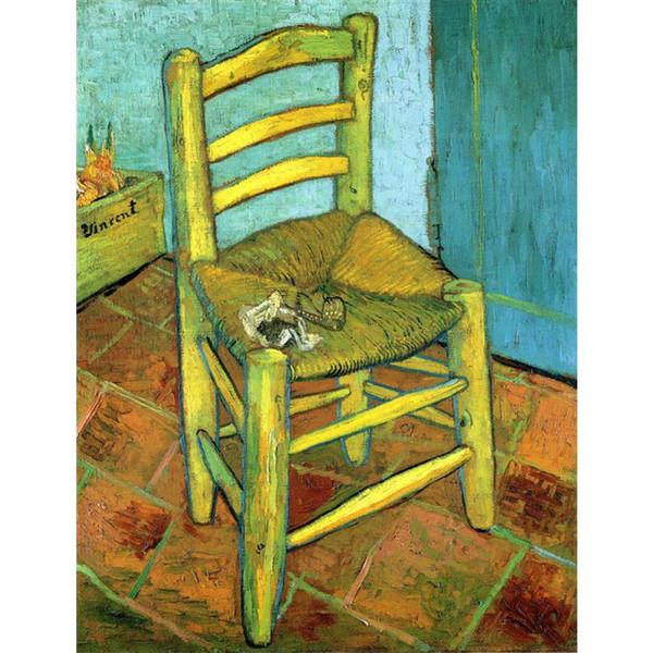 Acquista Vincent Van Gogh, Artista Di Pittura A Olio Dipinta A Mano,  Arredare La Camera Da Letto. Alta Qualità A $101.51 Dal Kixhome | DHgate.Com