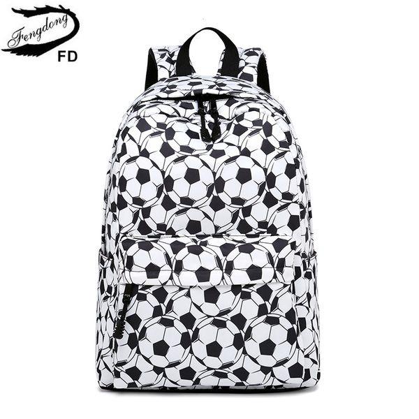 FengDong new arrival 2018 cute waterproof school backpack fashion school bags for teenage girls book bag backbag dropshipping
