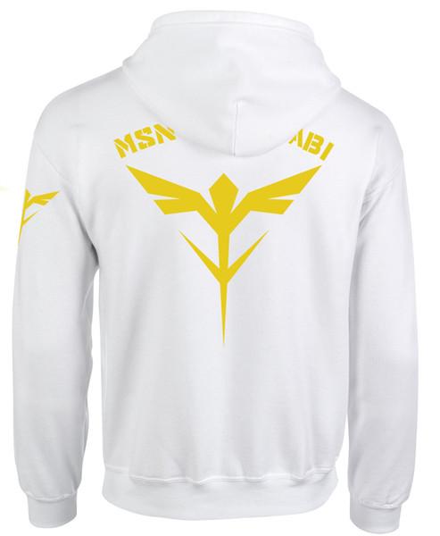 Char Aznable Gundam Manteau À Capuche Cosplay