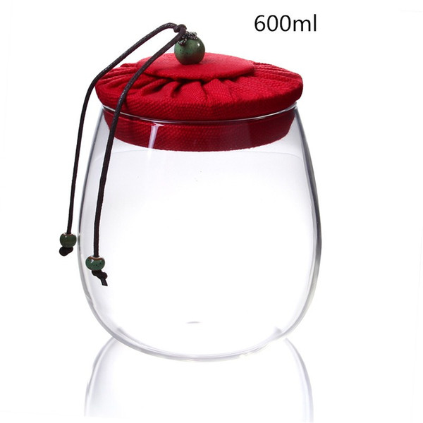 600ml red