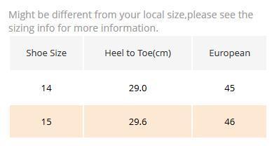US15 = 46 = 29,6 centimetri