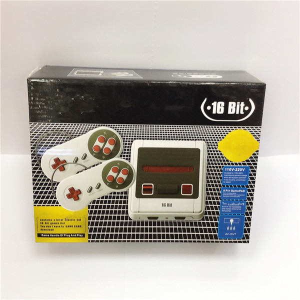 2018 Super MINI can store 167 Video Game Console SG-167 16 Bit Handheld Game Player For Sega with retail boxs Free DHL