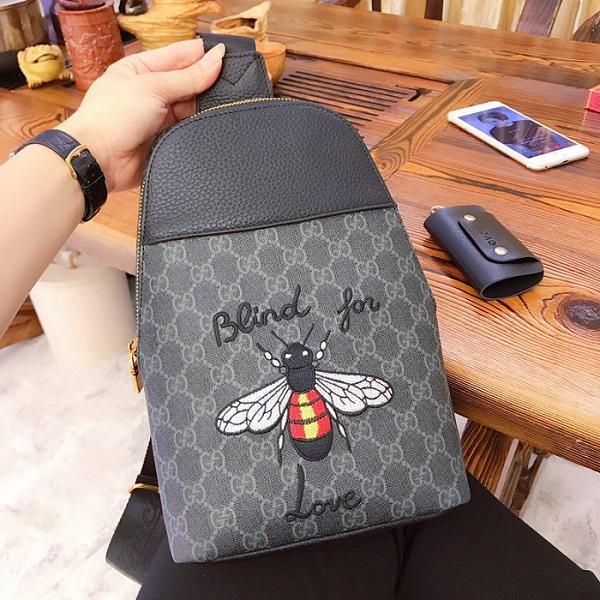 Top-Qualität Paris berühmte Marke Damier Graphite Avenue Echtleder Ledertasche Designer Damier Graphit Taille Taschen Brieftasche 17 STIL