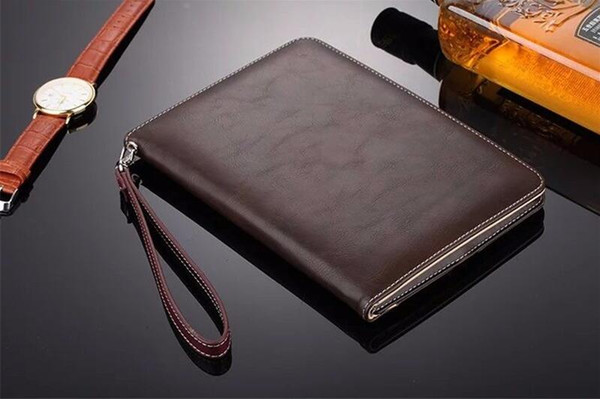 """Luxury Leather case For iPad Air 2 fashion cover for iPad mini 4/3/2 tablet protective cover for iPad 9.7"""" 2017 Flip Cases"""