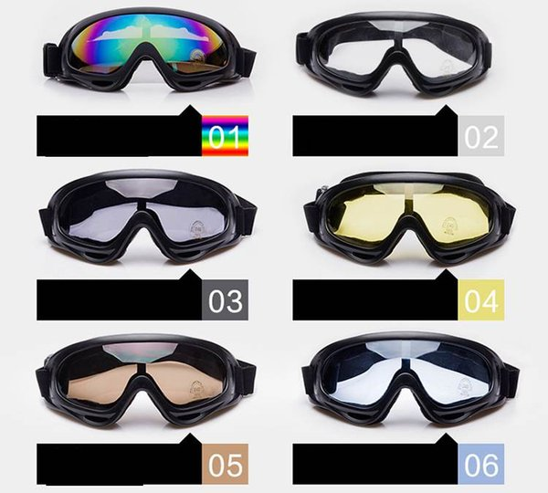 UV 400 Cycling PC Lenses Material and Ski snow sports ourdoor used,Ski Usage racing ski goggles