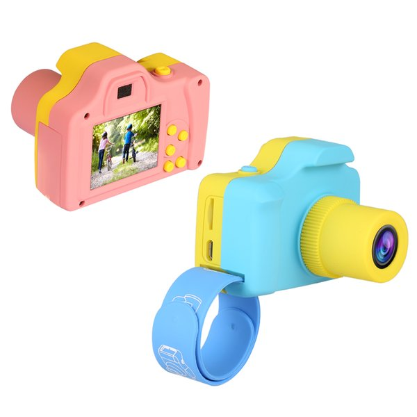 Kids Digital Camera 1.5 Inch Screen HD Mini Children Camera Toy Action Camera Camcorder Cute Birthday / Christmas Gifts for Kids
