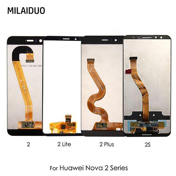 Pantalla Para Celular Original Para Huawei Nova 2 2 Lite 2s 2 Plus ...