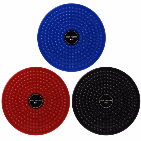 Nova Torção Cintura Placa de Disco Body Building Fitness Magro Twister Placa de Exercício Da Família Da Aptidão Aplicável Reflexologia Ímãs